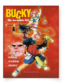 BUCKY The Incredible Kid