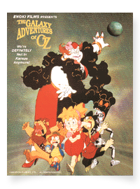 THE GALAXY ADVENTURES OF OZ